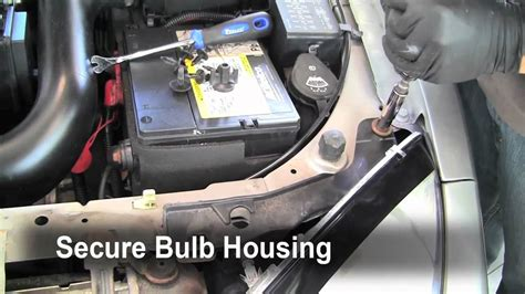 How To Report A Burnt Out Light by How To Change A Burnt Out Headlight Tailight Turn Signal