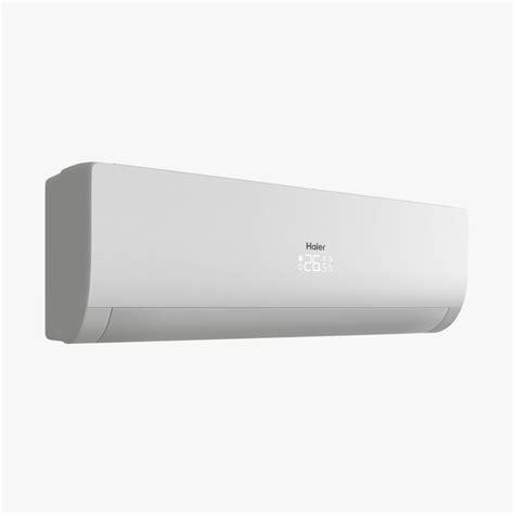 Ac Haier 3 4 Pk 3d air conditioner haier turbosquid 1206903