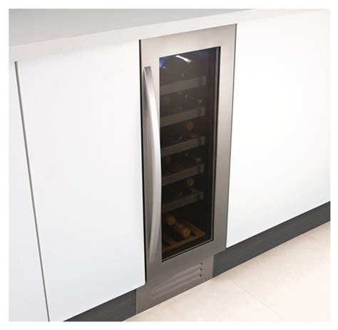 built in wine caple wi3121 built in wine cooler appliance house