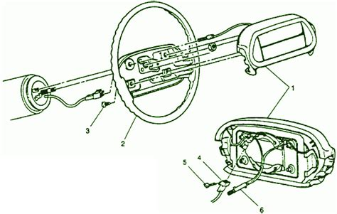 94 chevy astro airbag fuse box diagram circuit wiring