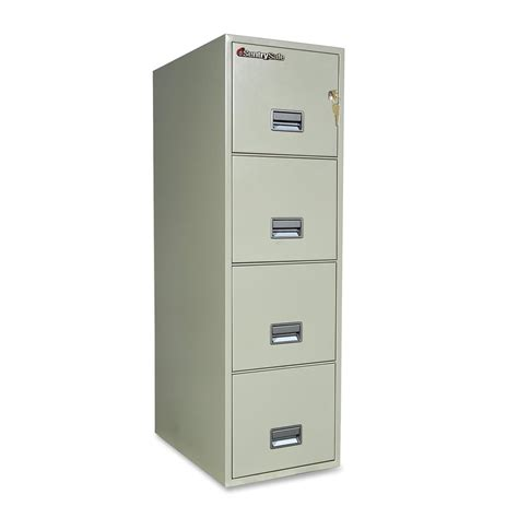 Sentry Safe Sen4t2500 4 Drawer Letter Size Vertical File 4 Drawer Vertical File Cabinet