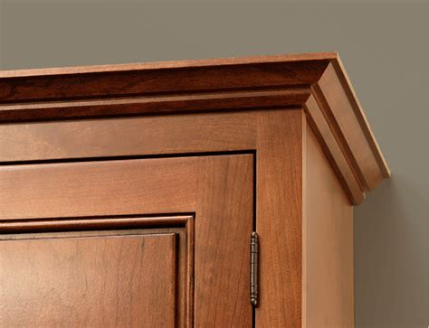 Cabinet Crown Molding Profiles by Cabinet Crown Molding The Finishing Touch