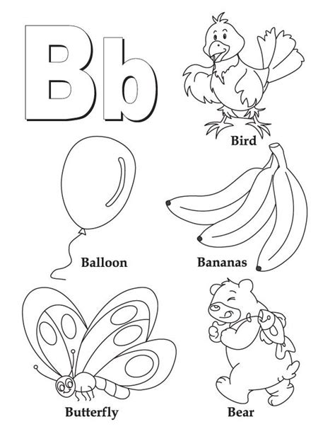 12 best colouring activity images on alphabet