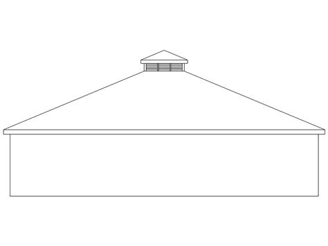 Square Hip Roof Venting Square Hip Roof Roofing Contractor Talk