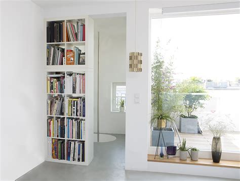 berlin appartment this berlin apartment features its own secret escape route