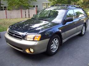 Value Of 2001 Subaru Outback 2001 Subaru Outback Pictures Cargurus