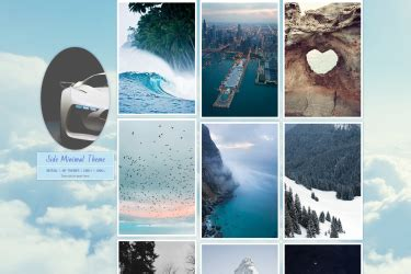tumblr themes minimal grid grid themes tumblr