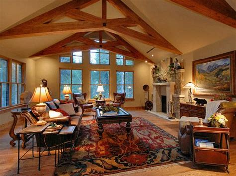 mountain home interiors 16 best images about traditional rustic homes on