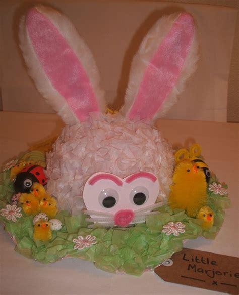 easter bonnet ideas white rabbit easter bonnet easter bonnet