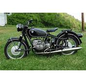 Buy BMW R50 Motorcycle 1955 On 2040 Motos