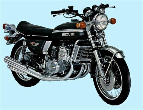 Suzuki 750cc Bike Suzuki Motorcycles Backfire Alley