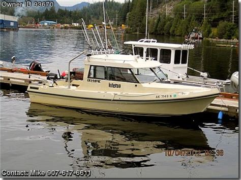24 foot boats for sale 24 foot boats for sale in ak boat listings