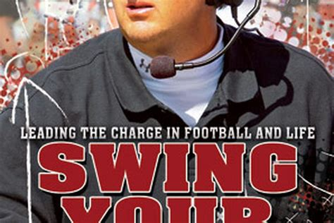 swing your sword mike leach s swing your sword a resource for the
