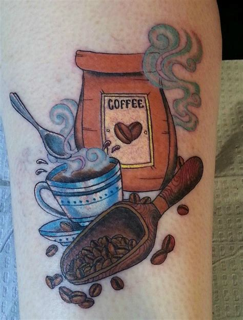 coffee tattoo 17 best images about inspirations on
