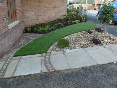Front Garden Design Ideas Uk with Front Garden Design Ideas Uk Garden Post
