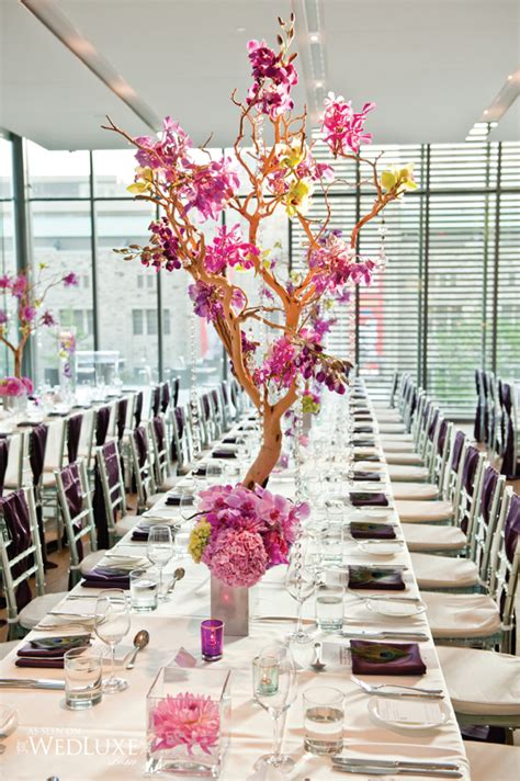 tree centerpieces wedding 25 stunning wedding centerpieces the magazine