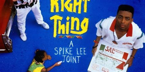 Does The Thing by The Do The Right Thing Reviews Spike Called