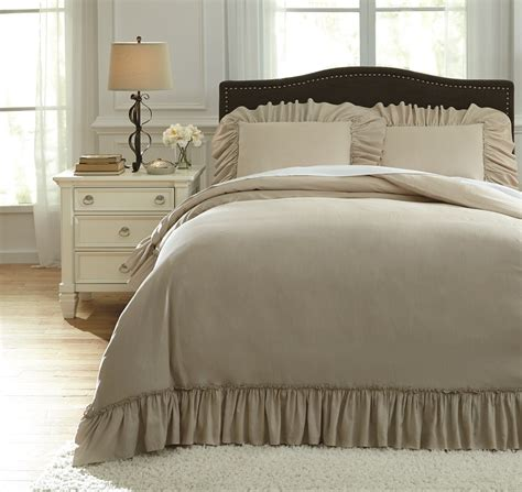 Look Bedding by Farmhouse Style Bedding Bedroom Beds Ticking Stripe