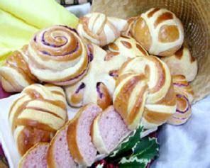 membuat mie telo resep roti telo ungu