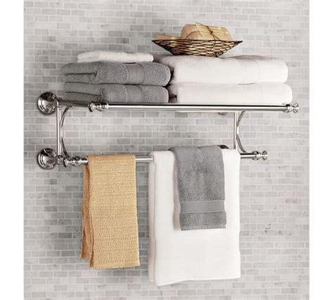train rack bathroom shelf 25 best ideas about bathroom towel bars on pinterest
