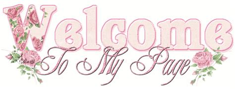 welcome to my page animation ảnh động welcome welcome to my pages vinh36 blogspot com