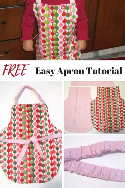 easy html tutorial youtube easy apron tutorial peek a boo pages patterns fabric