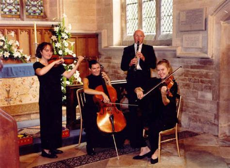 Wedding Quartet by Contrasts Chamber Ensemble