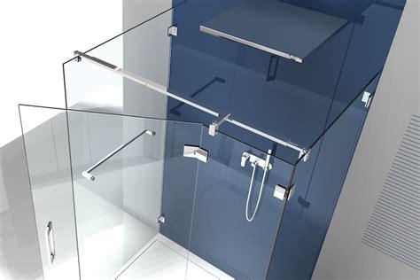 paraspruzzi per vasca da bagno cabine doccia glas gasser vetrai prodotti innovativi in