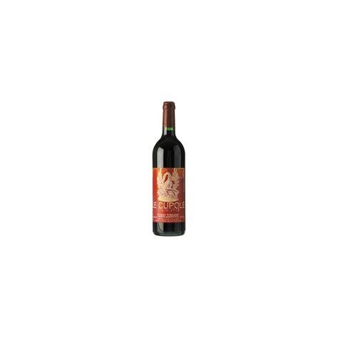 le cupole tenuta di trinoro le cupole 2014 vino rosso tenuta di
