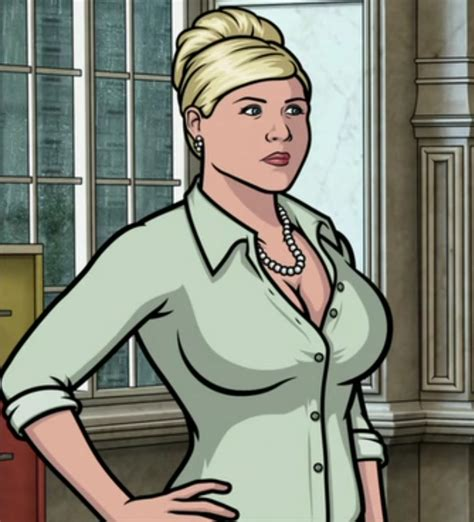 image archer wiki characters archer vice skinny pam 01