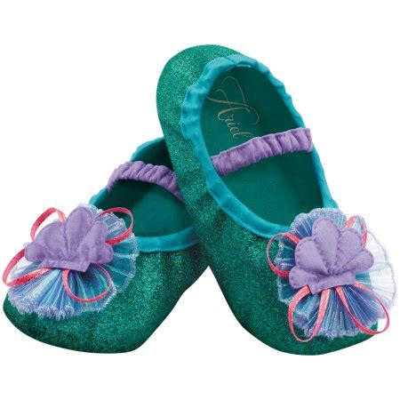 the mermaid slippers ariel the mermaid disney slippers toddlers costume