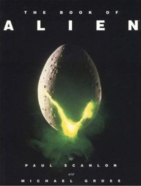 alien cookbook book review classic alien aliens books re released