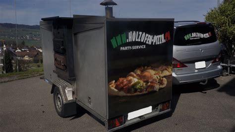 Motorradanhänger Mieten In Essen by Holzofen Pizza Inh J 246 Rg Zemp Triengen Partyservice