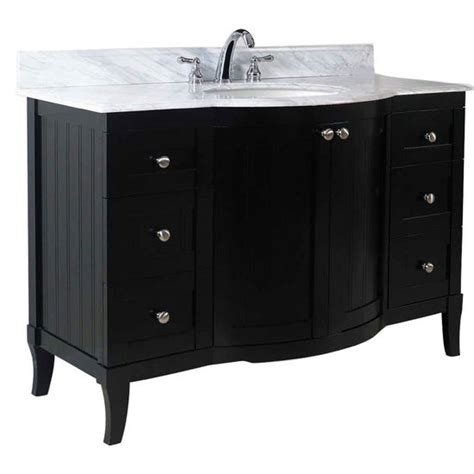 empire bathroom vanities bathroom vanities 48 malibu collection vanity by