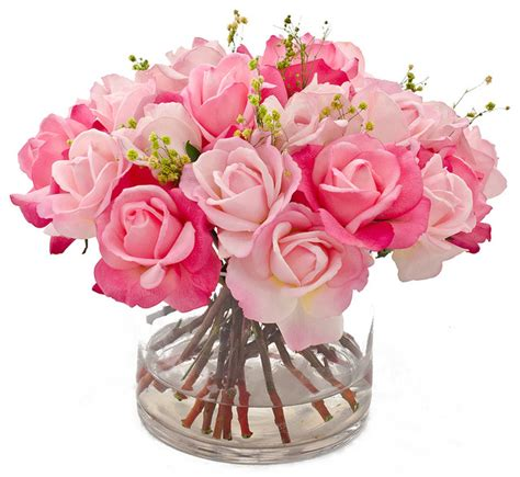 Faux Floral Centerpieces Real Touch Faux Floral Arrangements Centerpieces