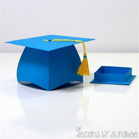 Graduation Cap Card Box Template by Graduation Cap Box Template Templates And Tutorials