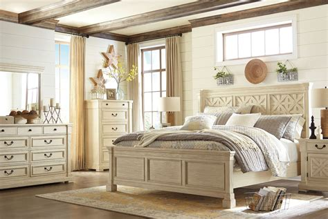 Bolanburg Bedroom Set by Bolanburg White Panel Bedroom Set From Coleman