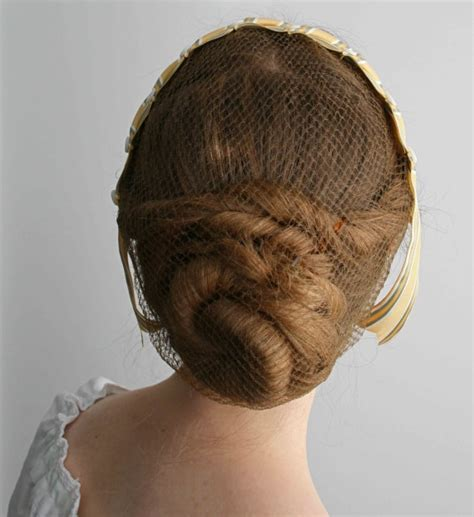 hairdos with a hair net 6 different ways to wear a hair net with style