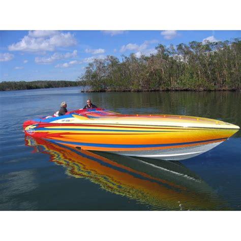 fast boat is big fast boats