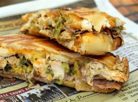 Would You Eat This Sandwich I Did by Outrageous Cuban Sandwich With Mojo Sauce Recipe Pork