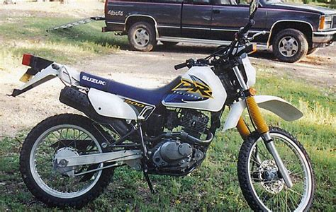 Suzuki Dr200se Review by Suzuki Dr200se Specs 1999 2000 Autoevolution