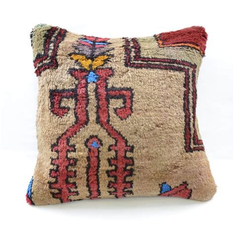 Rug Covers by Vintage Rug Pillow Cover C11879 Shop For Vintage Pillows