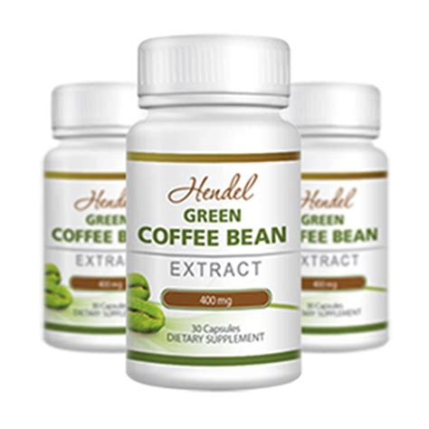 Green Coffee Bean Handel cafe giảm c 226 n hendel green coffee bean extract l 224 g 236
