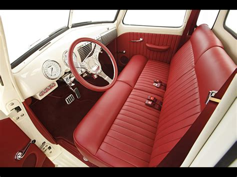 1949 Chevy Interior by 1949 Chevrolet Truck Autos Post