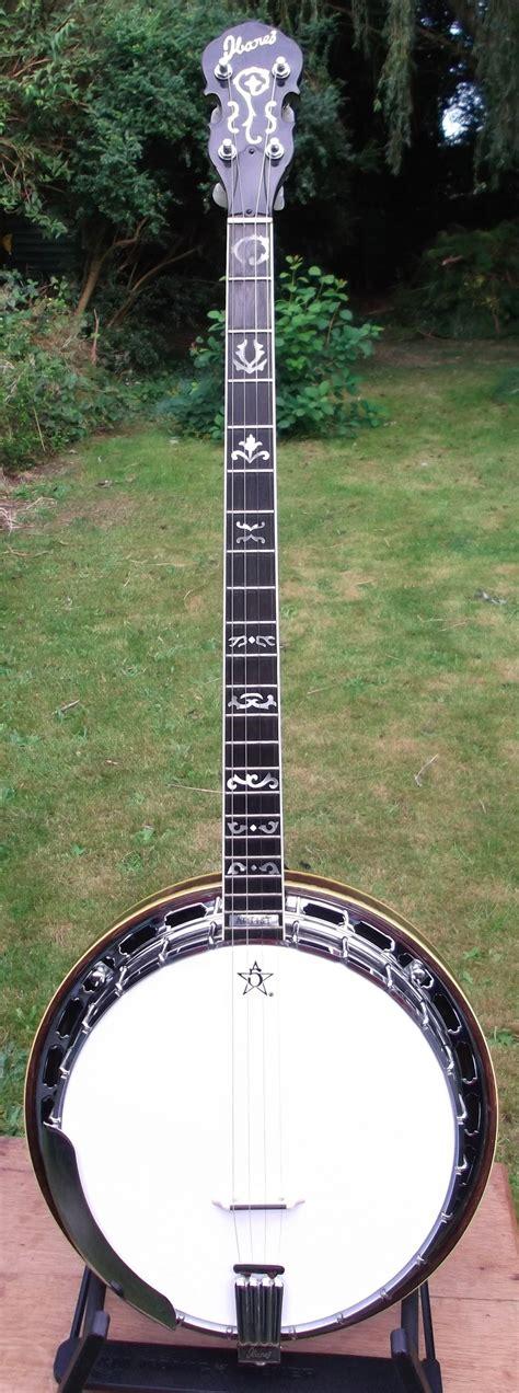 Ibanez 025 Ukulele Strings Silver ibanez artist findajo vintage banjos