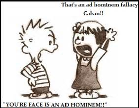 5 ways to improve your ad hominem arguments