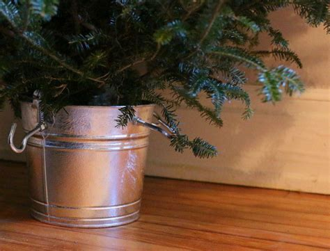 how to make your own christmas tree stand ehow
