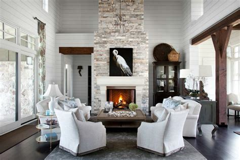 26 decorative southern living fireplaces home plans rustic living room photos hgtv