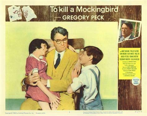 to kill a mockingbird scout themes to kill a mockingbird poster 11x14 lobby card atticus