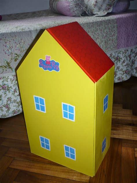 casa pepa pig m 225 s de 25 ideas 250 nicas sobre casa de peppa pig en